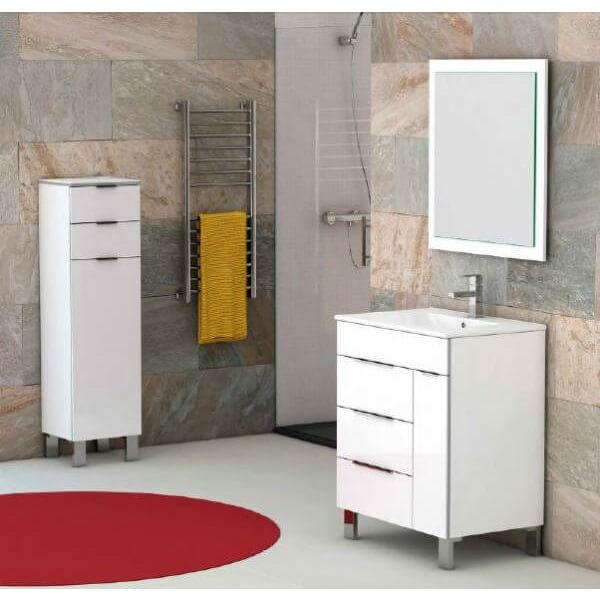 Muebles de bano de 70 cm mueble bao cm with muebles de for Muebles de lavabo de 70 cm