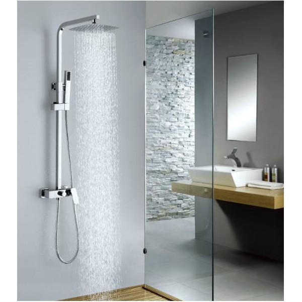 Conjunto de ducha modelo bremen monomando imex de venta for Conjunto de ducha