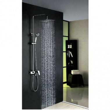 Conjunto de ducha BRISTOL monomando