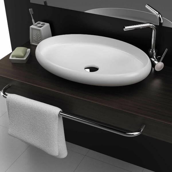 Encimeras de Baño baratas y Lavabos a medida online Solid Surface ...