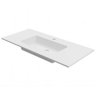 Lavabo rectangular a medida CARDIFF