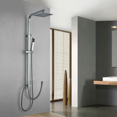 Conjunto de ducha monomando MINSK