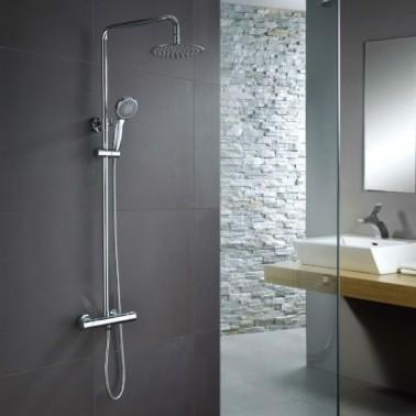 Conjunto de ducha termostático LONDRES