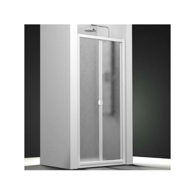 Mampara ducha plegable acr lica de la serie standard de - Mamparas de ducha plegables ...