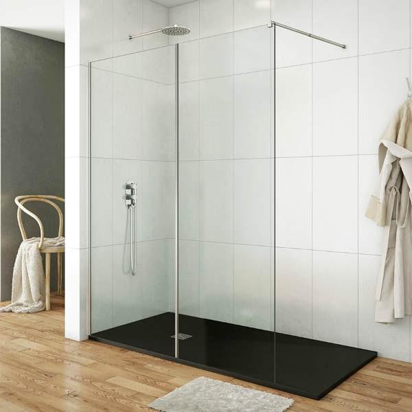 Mampara de ducha cristal fijo screen de gme diponible en - Mampara cristal ducha ...