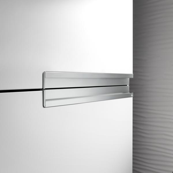 Mueble de baño modelo VICTORIA-N medida 60 cm color blanco brillo