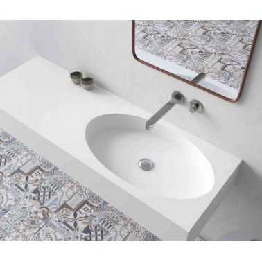 Encimera de Solid Surface CALIFORNIA