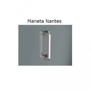 Mampara ducha Profiltek Fijo + 2 Correderas NELL