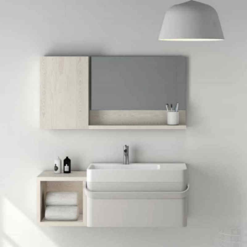 Mueble de baño STRIP + 80