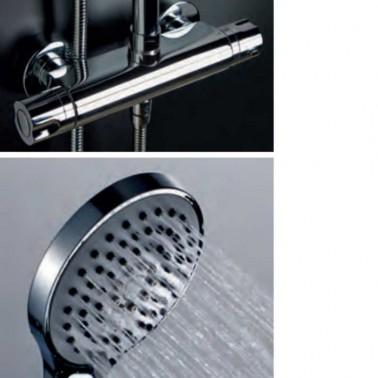 Conjunto de ducha monomando BLED