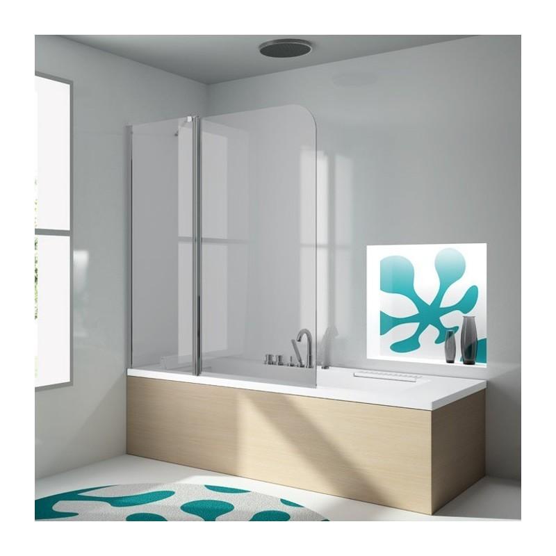 Panel frente de baño puerta abatible 300