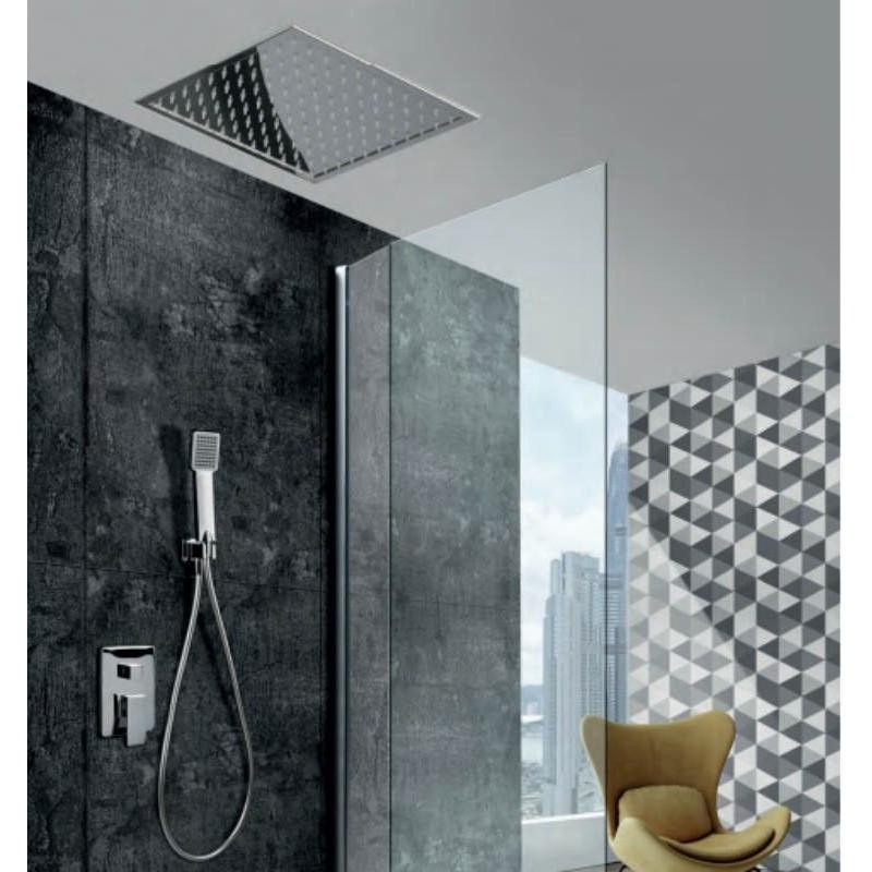 Conjunto de ducha monomando GALES