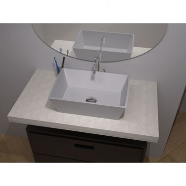 Lavabo Solid Surface MEDUSA