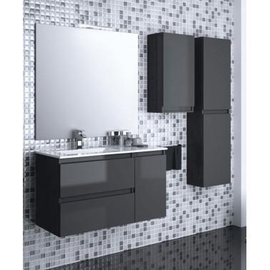 Mueble de baño BOX 90 2C + 1P