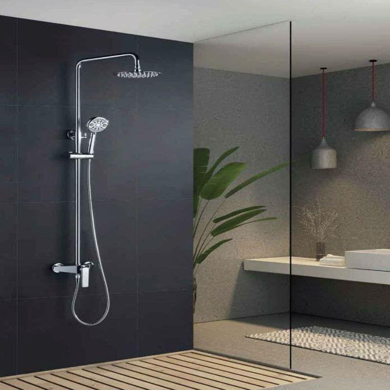 Conjunto de ducha ESCOCIA monomando