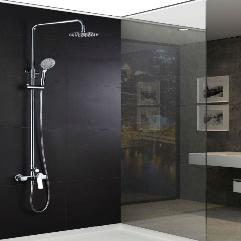 Conjunto de ducha LUXOR monomando