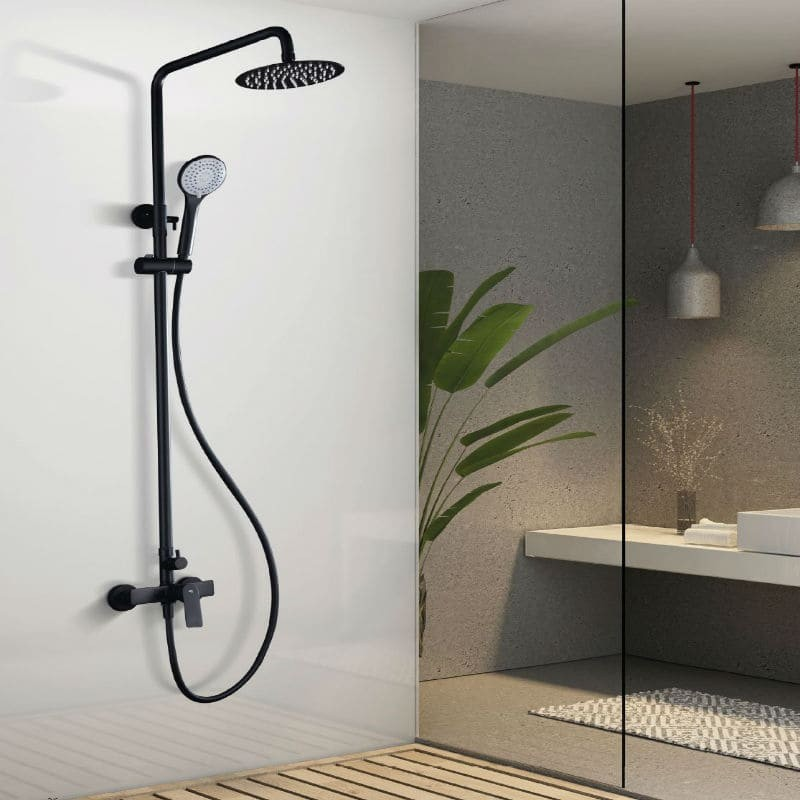 Conjunto de ducha LUXOR COLOR monomando