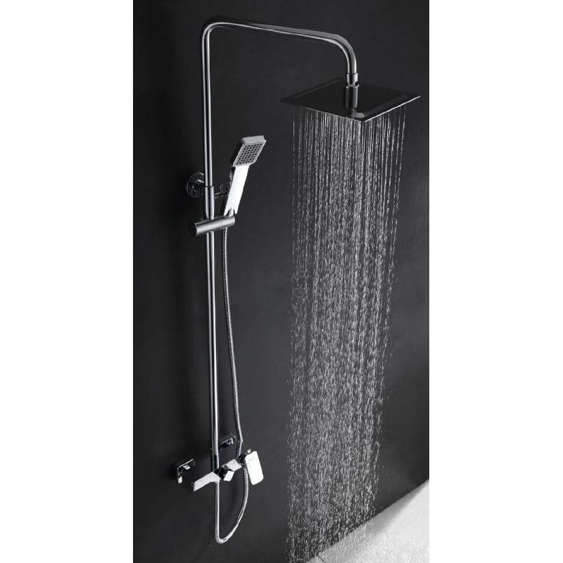 Conjunto de ducha monomando SAONA