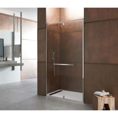 Mampara de ducha GIRO 360º  de 1 puerta giratoria