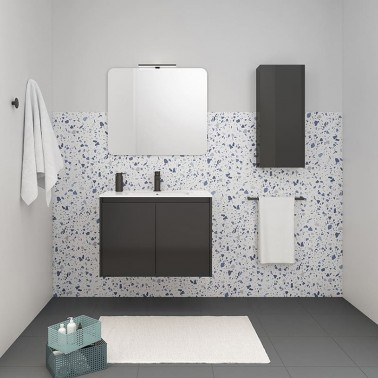 Mueble de Baño SANSA 60 2P