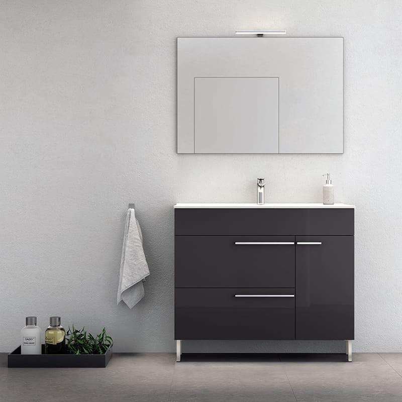 Mueble de Baño CONFORT 60 2C 1P