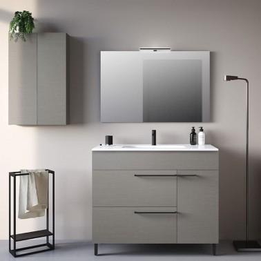Mueble de Baño CONFORT 80 2C 1P
