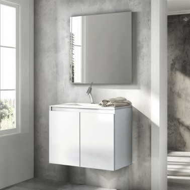 Mueble de baño BOX 60 2P