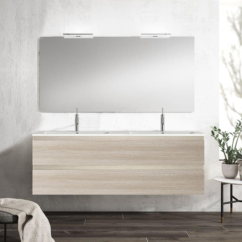 Mueble de baño BOX 120 2C