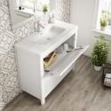 Mueble de baño Trento 80