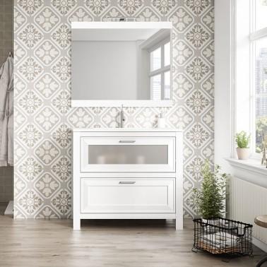 Mueble de baño Trento 100
