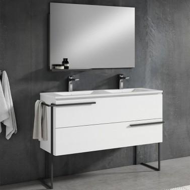 Mueble de baño SCALA 120 + estructura