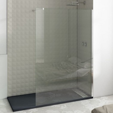 Mampara ducha cristal fijo PANAMA