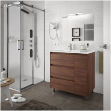 Mueble de Baño ARENYS 85,5 3C y 1P