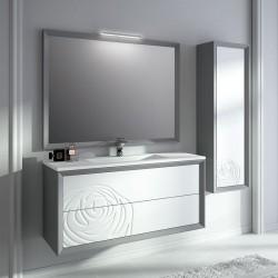 Mueble de Baño DECOR ROSA 100 2C