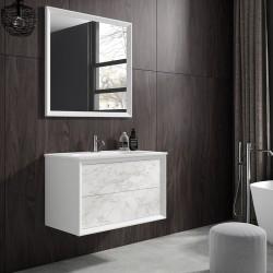 Mueble de Baño DECOR CARRARA 100 2C