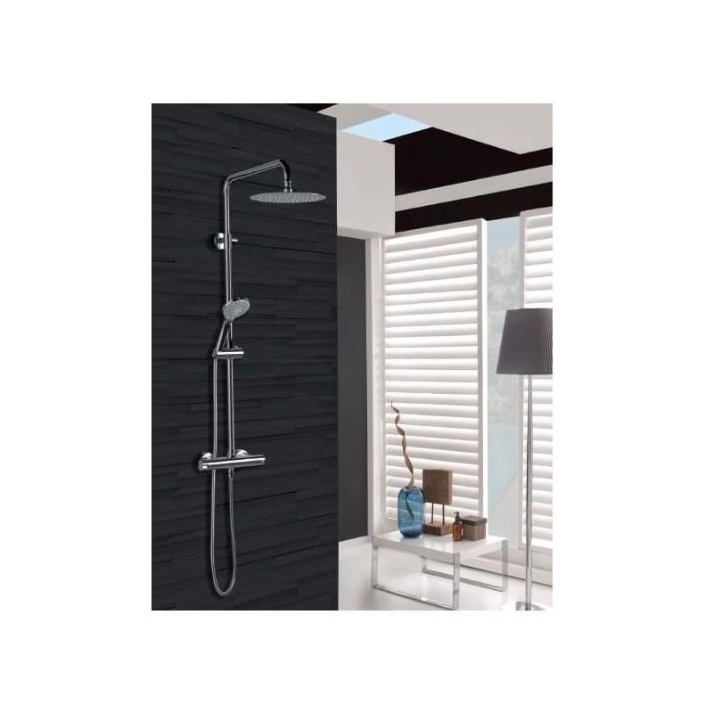 Conjunto de ducha termostática AMSTERDAM