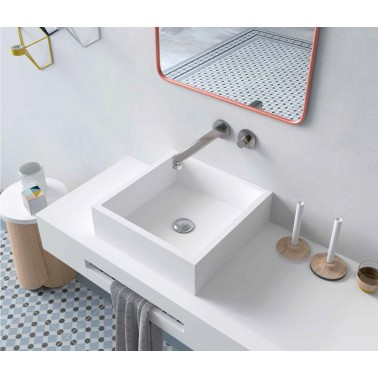 Lavabo de Solid Surface QUADRAT