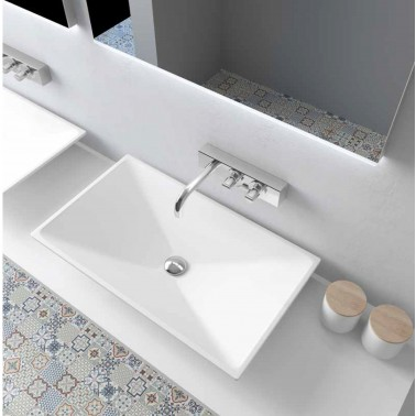 Lavabo de Solid Surface FLORIDA