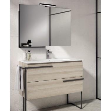 Mueble de baño SCALA 100 + estructura
