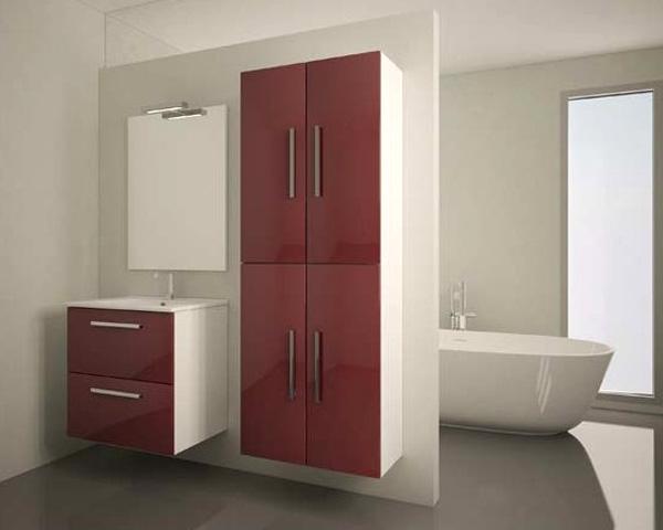 Muebles de baño: conjunción de estética y funcionalidad