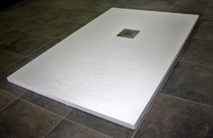 Platos de ducha de resina en Asealia
