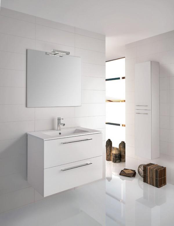 Nueva línea de muebles de baño en Asealia
