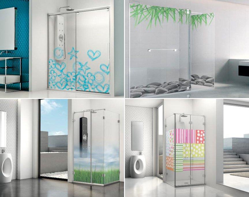 Resguardos de duche profiltek