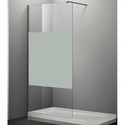 mampara ducha cristal fijo screen GME