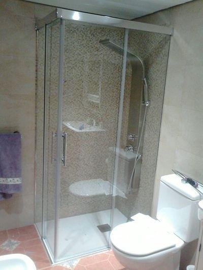 Mamparas de baño bonitas