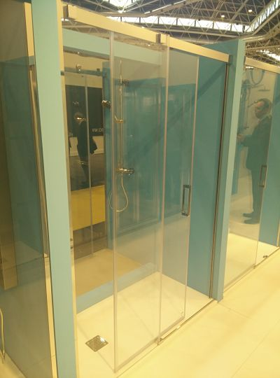 Mamparas de ducha GME Lorente