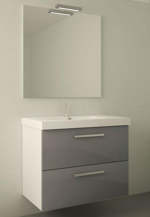 Mueble de baño dado basic