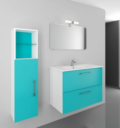 mueble de baño modelo smile