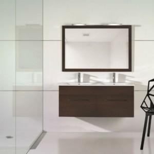 Muebles de baño modelo Bari