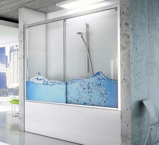 Puerta Baño Hacia Afuera:Si tienes cualquier duda sobre los modelos de mamparas que existen en